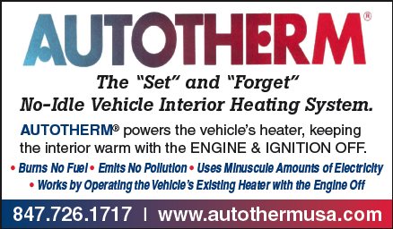 """The """"Set"""" and """"Forget"""" Vehicle Interior Heating System"""