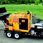 KM intl asphalt recycler