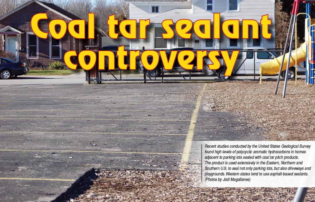 Coal Tar Sealant Controversy
