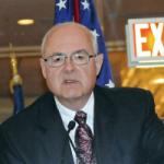 Robert Tribby, Mayfield Heights finance director and president of the Ohio Municipal League