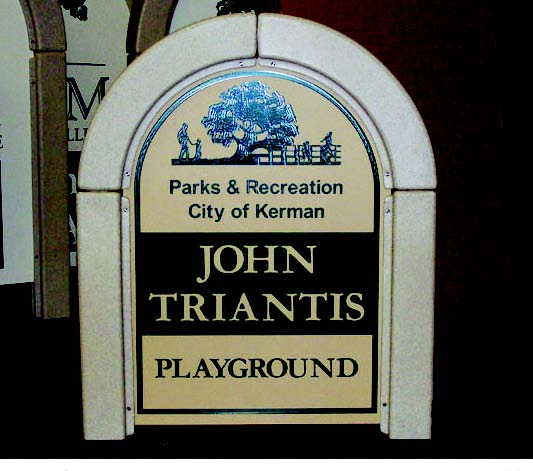 Recycled Sign Systems