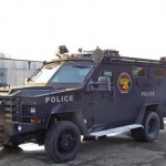 The Municipal - Armored Truck fills need of the region