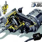 d-brake driveline brake