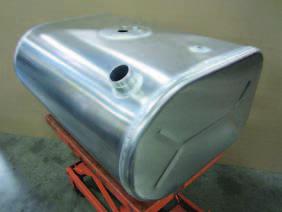 Alumitank quality tanks