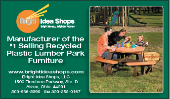 Manufacturer of the #1 Selling Recycled Plastic Lumber Park Furniture