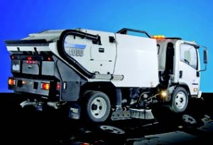 Schwarze Industries A4000 Sweeper