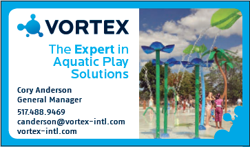 Vortex - The Expert in Aquatic Play Solution