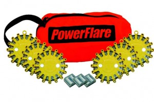 Six powerflare soft pack