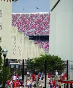 Ohio State University's stadium