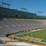 LAMBEAU FIELD — Home of the Green Bay Packers
