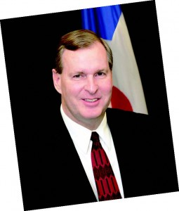 Mayor Greg Ballard of Indianapolis was elected the 48th mayor of Indianapolis on Nov. 6, 2007. He was elected to a second term in November 2011.