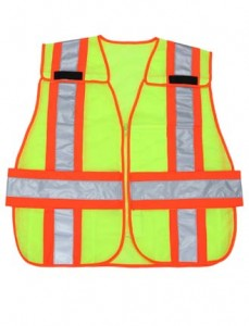 HIGH-CONTRAST SAFETY VEST