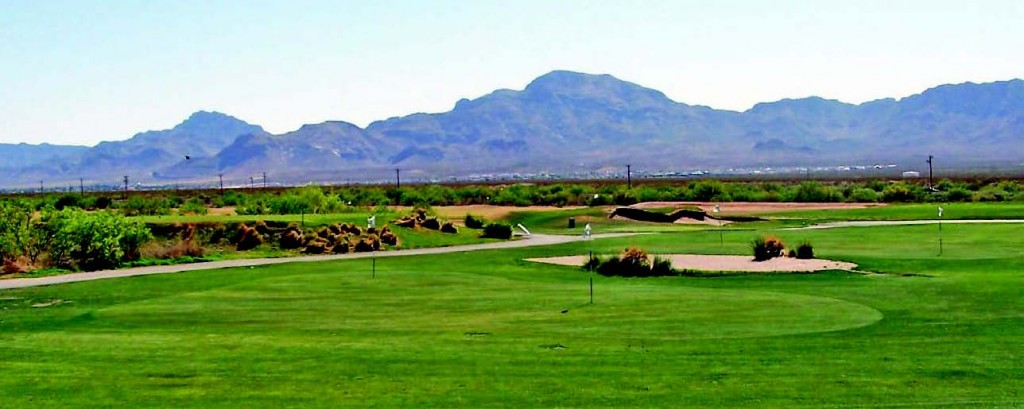 The Painted Dunes Desert Golf Course uses reclaimed water from the EPWU treatment facility for irrigation.
