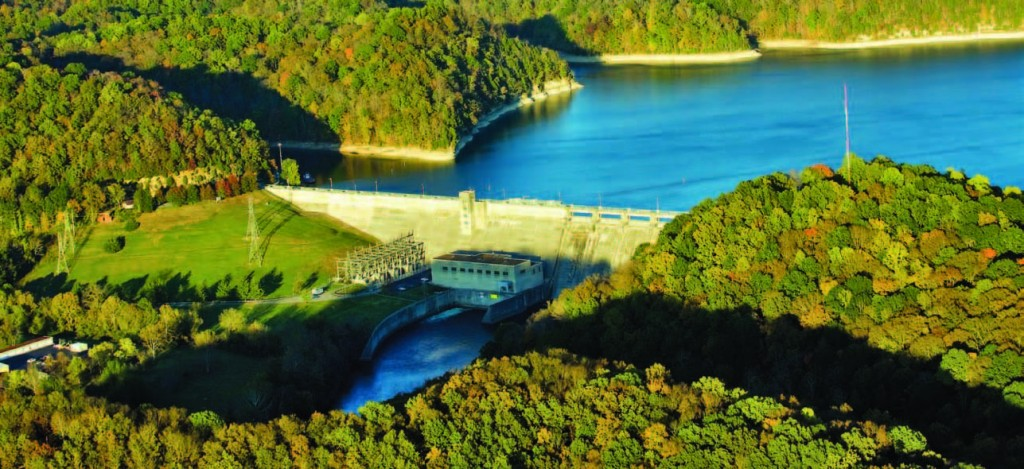 TN Dale Hollow Dam
