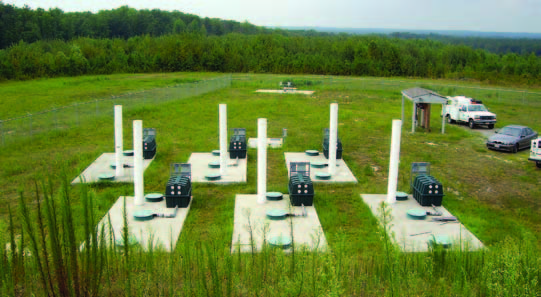 Dawn, Va., installed a decentralized wastewater treatment system by Bio-Microbics in 2009, for which it won a national award