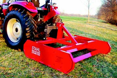 Double Edged Grader Blade from Stahl Industries