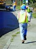 By taking care of workers' feet, pain is eliminated or managed and absenteeism and workers compensation claims decrease
