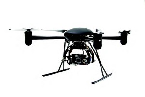 Draganfly Innovations Inc. will demonstrate the latest in unmanned aerial surveillance aircraft at the expo.