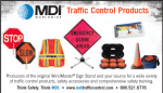 MDI worldwide traffic control products