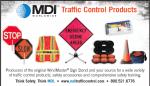 MDI worldwide traffic control products