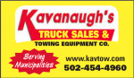 Kavanaugh's Truck sales & Towing Equipment Company
