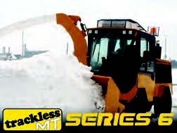 municipal snowblowers