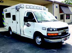 AMBULANCE REMOUNTSREFURBISHING