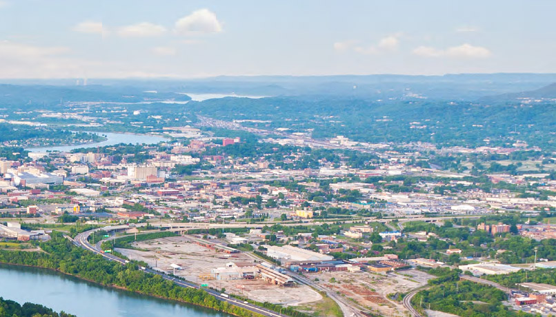 The city of Chattanooga, Tennessee's community-owned electric utility, EPB, has given 170,000 people and businesses access to ultrafast, high-speed Internet via a 1 Gig fiber-optic Ethernet network.