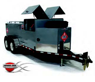 DOT406 Fuel Service Trailers
