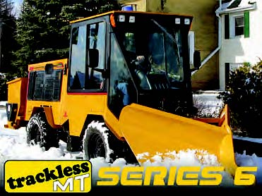 municipal snowplows