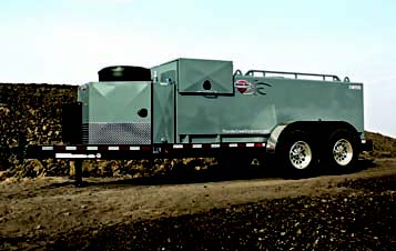 double-wall fuel trailer