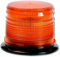 Halo LED Warning Light