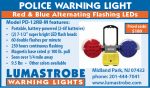 Police Warning Light