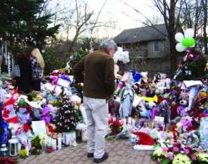 On Dec. 14, 2012, Newtown, Conn., suffered a national tragedy when 20-year-old gunman Adam Lanza entered Sandy Hook Elementary School in Newtown, Conn., and killed over two dozen students, teachers and staff before taking his own life. (Gina Jacobs/Shutterstock)
