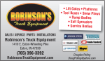 robinsons truck equipment