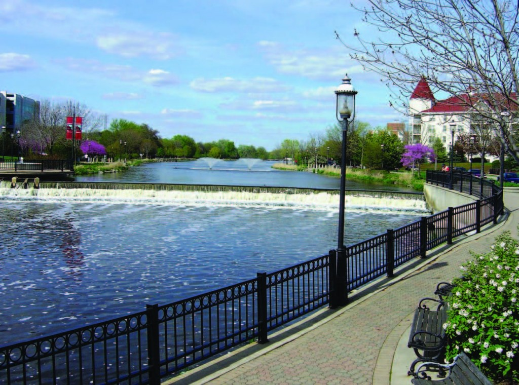 Waukesha, Wis., has received many accolades for managing to balance small-town charm with smart business growth