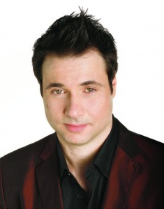 Actor and comedian Adam Ferrara will entertain FDIC crowds from 1 p.m. to 3 p.m. Friday, April 26, in Lucas Oil Stadium.