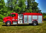 The Wynn Southeast Apparatus 600 Series Pumper is built on a Ford chassis and has a lifetime body warranty.