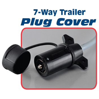 Fastway® 7-Way Trailer Plug Cover