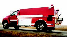 Midwest Fire Luverne Minn