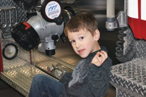 Dylan Brown is one of the many children born each year with autism. Encountering autistic individuals can make securing a life-threatening scene doubly challenging. (Photo provided)