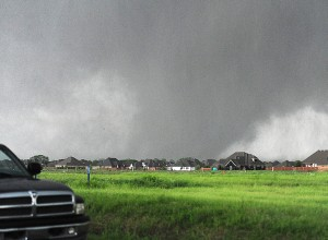 The second EF4 or EF5 tornado to hit the Oklahoma suburb of Moore ripped through the city in May, claiming 24 lives and traveling the same path a 1999 twister took.