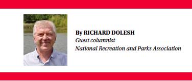 Parks build community by Dolesh
