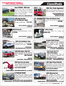 October North Municipal Classifieds