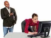 Train employees, department heads and elected officials alike on what constitutes sexual harassment, how allegations will be investigated and what potential consequences may be — and enforce it. (Shutterstock photo)