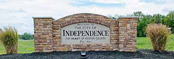 Independence City, Ky., is focusing on continuous controlled economic development growth, according to Dan Groth, city administrator. (Photo provided by Independence, Ky.)