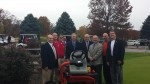 Jacobsen Helps Open New First Tee Course in Kentucky