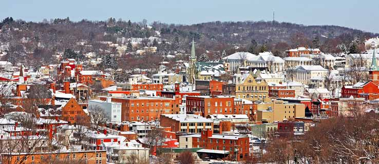 The city of Staunton, Va., is focusing on several issues in 2014. Economic development and tourism top the list. (Photo provided by Warren Faught)