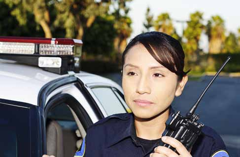 Higher-risk professions like fire, emergency medical service and police will have a higher tax benefit threshold than the general public, but the exact threshold has not been released. (Shutterstock photo / John Roman)