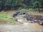 Part of the requirement to renew an MS4 permit is the continual improvement of watershed systems. Fairbax County, Va., has done that, most recently by rehabilitating Wolftrap Creek. (Photo provided)
